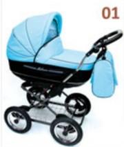 Детская коляска Milena сlassic 2в1
