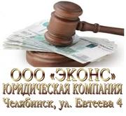 Взыскание долга,  юрист ООО
