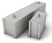 Фундаментные блоки на новом вибропрессе Мастек!