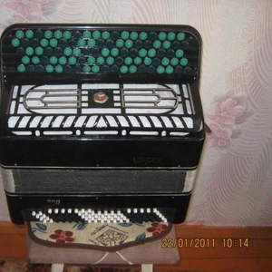 Продам 5-ти рядный баян Тула 409