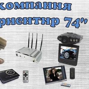 Видеонаблюдение для дома,  офиса,  магазина и т.д.  Доставка по России.