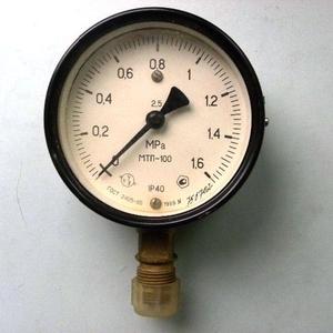 Манометры МТП-100