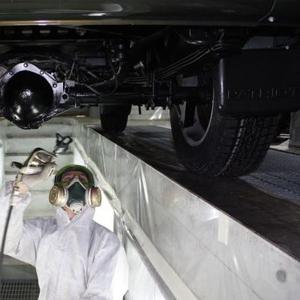 Антикор автомобиля в Челябинске
