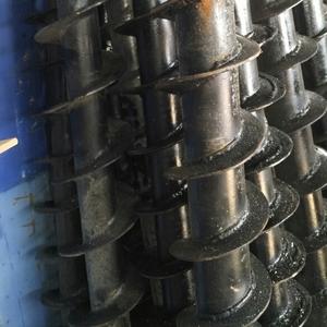 Шнеки для бурения от производителя со склада в г. Челябинске