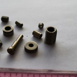 Металлообработка на  токарных автоматах