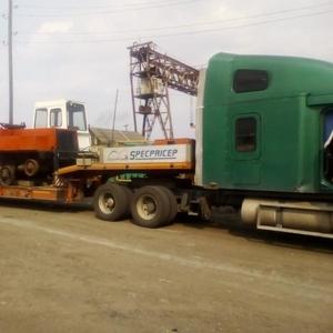 Перевозки негабаритных грузов по всей России