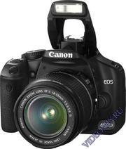 Продам фотоаппарат nikon 450d.