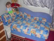 Продаётся детский диванчик(тахта)