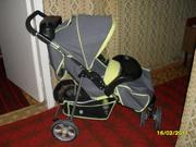 продам детскую прогулочную коляску,  в исполбзование 6 месяцев