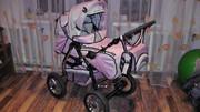 Продам коляску трансформер зима-лео фирмы ТАКО (Польша)